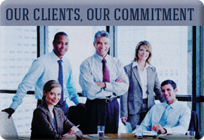 Our Clients, Our Committment
